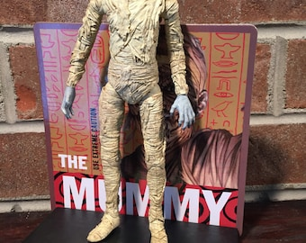 Mummy figure by Toy Island universal monsters