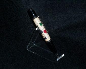 Handcrafted Vineyard Inlay Pen