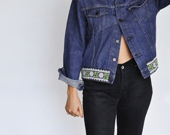 Dude Western Wear Denim Jacket