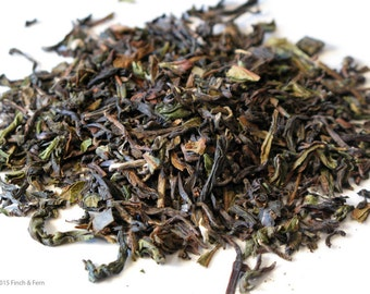 Loose Leaf Tea: DARJEELING | Organic | 2 Sizes