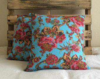 Decorative Throw Pillow (Handmade)