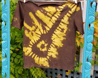 Ukulele Bleached soft cotton tshirt Made to Order pick your color