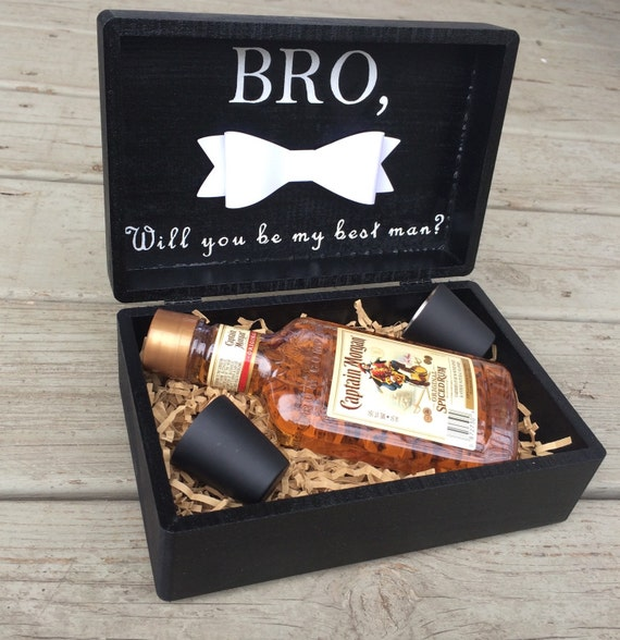 Wedding Gift For Groom From Best Man : Best Man Box,Groomsman Box,Bridal Party Favor,Mens Gift Box,Best Man ...