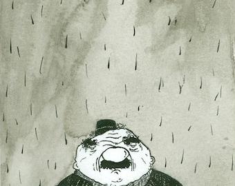 Grumpy Man