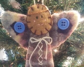 Christmas ornament Angel (03)