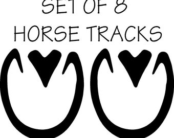 Horse Trailer Decal Etsy -  horse graphics for trucks