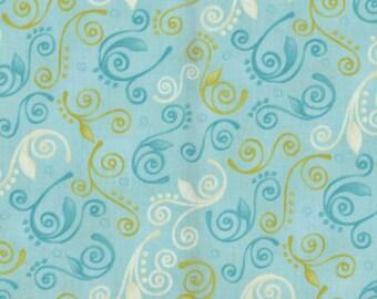 Blushing - 1 yd - Margot Languedoe - Henry Glass Fabrics