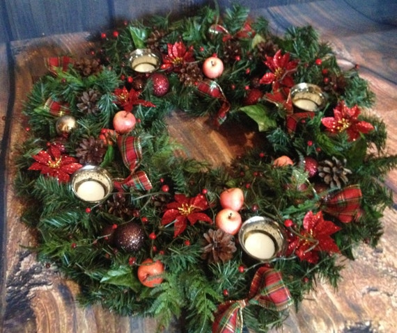 Large Advent Wreath