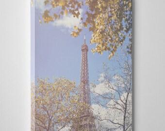 CANVAS SALE! France, Paris, Eiffel Tower, Tour Eiffel, Paris photography, Eiffel Tower photography, wall art print, art, Paris canvas, #056