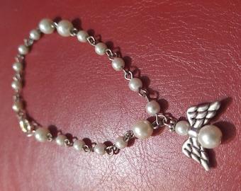 White Angel Bracelet