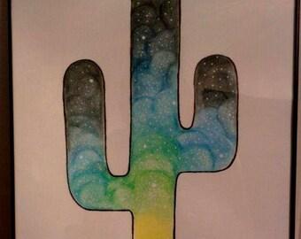 Cosmic Cactus