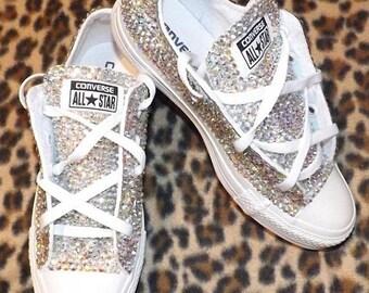 Converse Diamonte Shoes