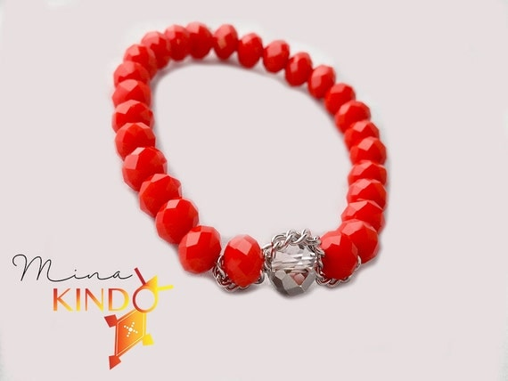 Mina Kindo Beaded Bracelet $8.80