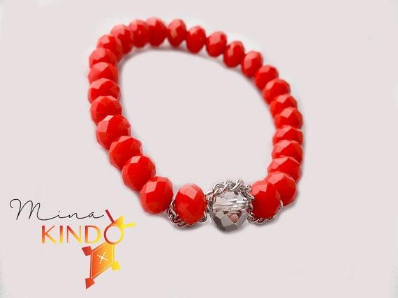 Mina Kindo Beaded Bracelet $8.80