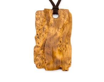 Wooden pendant, Wood pendant, Wooden jewelry, Wood Jewelry, Wood jewellery, Wooden jewellery