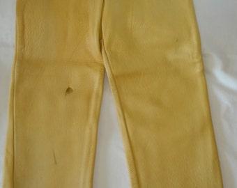 Boy's Buckskin Pants