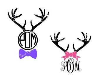 "Shop ""deer antler svg"" in Patterns & Tutorials"