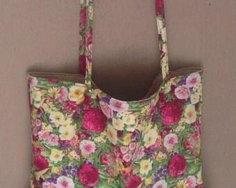 Painted Meadows Bag