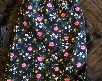 Vintage Barbie pack fashion floral skirt