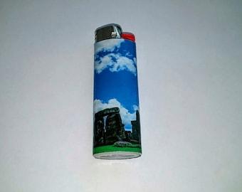 Stonehenge Custom Lighter