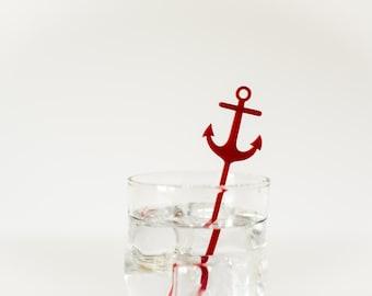 Anchor Drink Stirrers