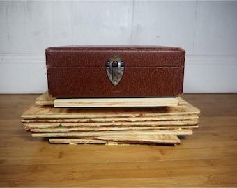 Distressed Latch Box