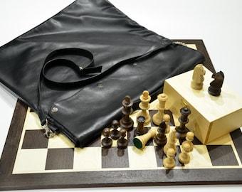 4 Man Chess Etsy