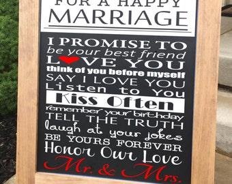 Rustic Wedding Sign - Wedding Sign - Wedding Chalkboard Sign - Wedding Welcome Sign - Barn Wedding - Wedding Signs - Wedding Chalkboard