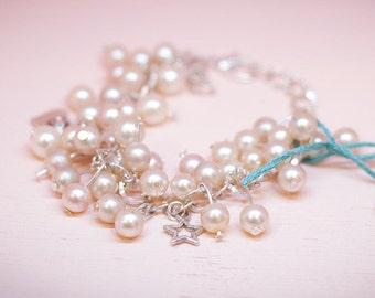 """Bracelet """"delicate pearl"""""""