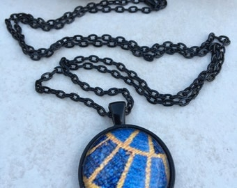 Necklace Inspired by the Beloved DragonCon Atlanta Marriott Carpet