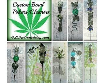 how to clean my glass marijuana pipe
