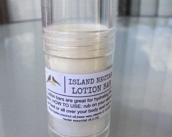 ISLAND NECTAR Lotion Bar