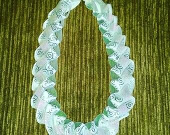 """Hawaiian Ribbon Lei - 24"""""""