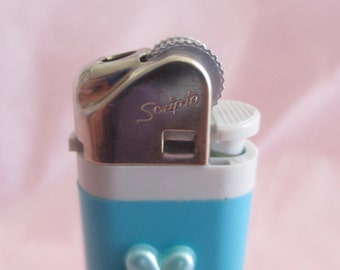 Blue Flower Cute Lighter