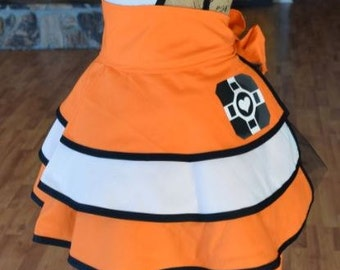 Aperture Laboratories Portal Inspired Apron