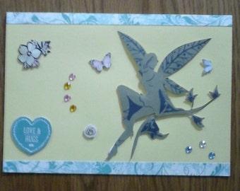 Love Fairy card