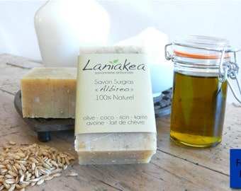 Laniakea soap Albireo - cold process - natural soap -