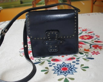 Small  blue bag 1940
