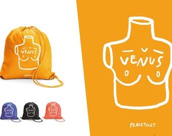PEACETOLET gym sack