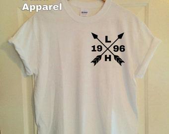 Luke Hemmings Arrow Shirt