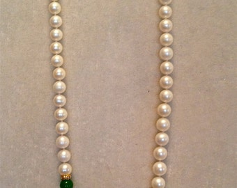 Jade and Pearls