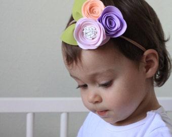 Headband 'Flowers'