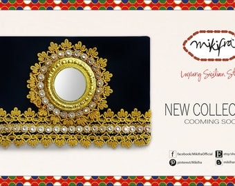 "Clutches ""Sacramentha"" by Mikifrà-2017 New Collection Preview"