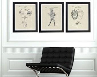 Vintage Baseball Patent,Baseball Glove, Baseball,BASEBALL CATCHER patent,baseball poster,baseball print,baseball decor, design, MLB,antique