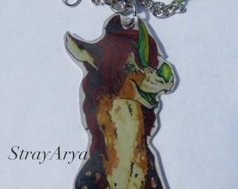 Custom Shrinky Dink Keychain, Furry Keychain, Character Keychain Shrinky Dink Keychain, Furry Keychain, Character Keychain