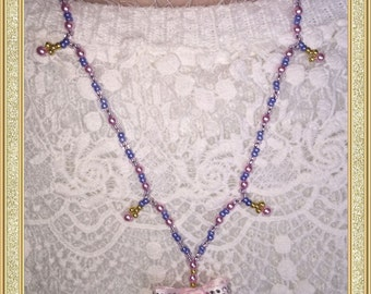 Rapunzel necklace