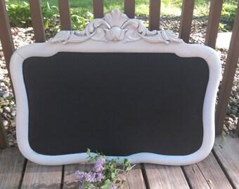 Chic Antique Chalkboard / Blackboard