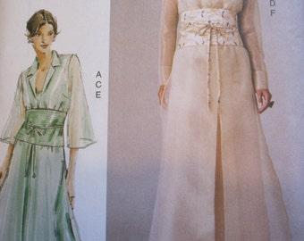 Pattern Vogue V7825 The Vogue Woman