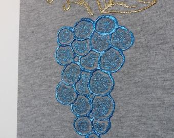 Blue Grapes -