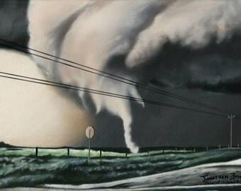 Field Tornado